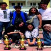 Soma Mesleki ve Teknik Anadolu Lisesi'nden Kupa Yağmuru