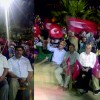 AK Parti Soma İlçe Başkanı Mehmet Ali Aksoy'dan  15 Temmuz Demokrasi ve Milli Birlik Günü Mesajı