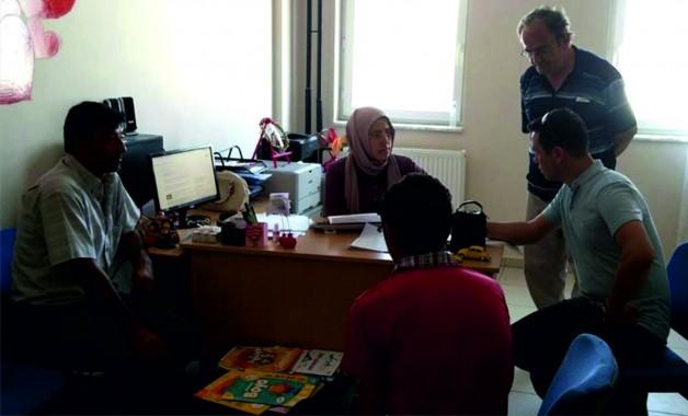 Soma'da Tercih Büroları Kuruldu