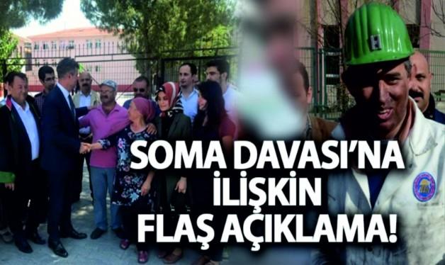 Metin Feyzioğlu, Soma Davasına İlişkin Soruları Yanıtladı