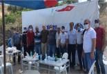 Vatan Partisi'nden  Maden İşçilerine Destek