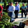 Ak Partili Özkan Şehitlerin Kabirlerini Ziyaret Ederek Dua Etti