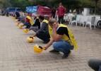 AKP Grup Başkanvekili Zengin, Tazminat mağduru işçiler ile görüştü