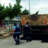 Büyükşehir'in Soma'daki çalışmaları devam ediyor