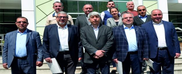 CHP-İYİ PARTİLİ MECLİS ÜYELERİ MAZBATALARINI ALDI