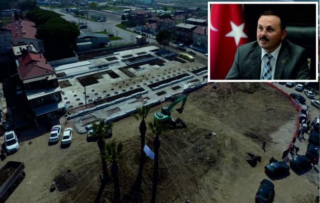 """Başkan Ergene, """"Büyük bir eksikliktir"""" dedi"""