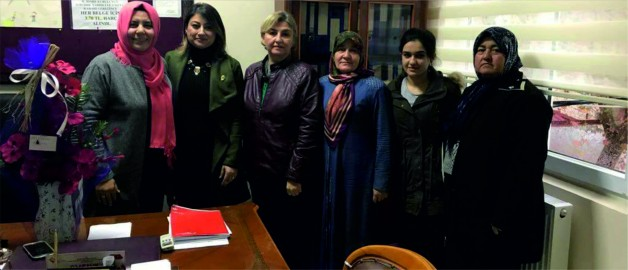MHP'li Coşkun Kadın Hakları Gününü Kutladı