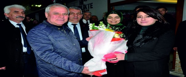 CUMHUR İTTİFAKI'NDA İSTİŞARE TOPLANTISI