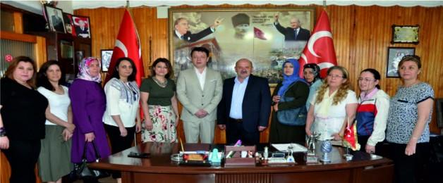 Sinan Özcan MHP Manisa Milletvekili Aday Adayı oldu