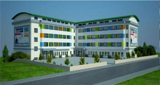 Özel Soma Mimar Sinan Okulları açılıyor