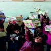 Şemdinli Gelişen Köyü miniklerinden Soma'ya teşekkür ve selam
