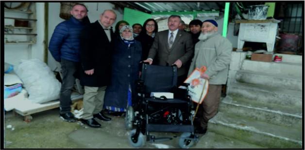 KOLİN' den Sosyal Sorumluluk Projesi