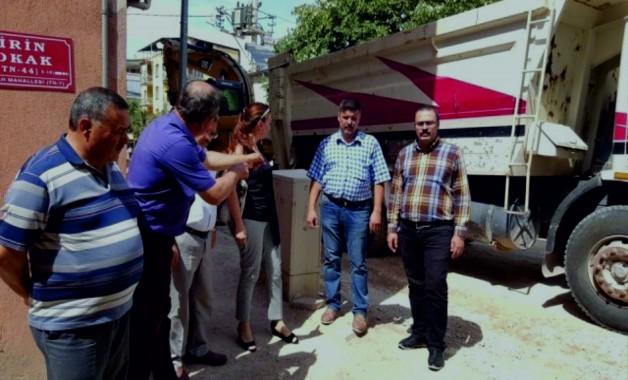 Büyükşehir, Somalı Muhtarlarla Temaslarını Sürdürüyor