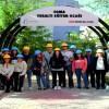 İspanya ve Norveç'ten gelen öğrencilerin Soma Myo Ziyareti