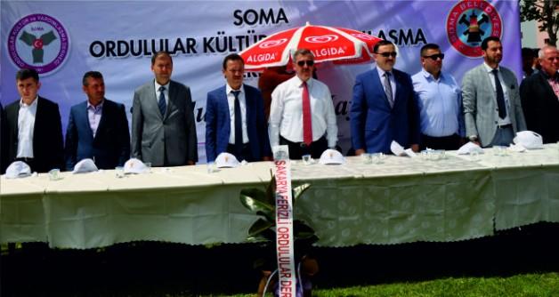 SOMALILARA TEŞEKKÜR ETTİ