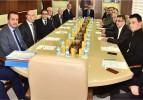 SOMA OSB TOPLANTISI VALİ DENİZ BAŞKANLIĞINDA YAPILDI