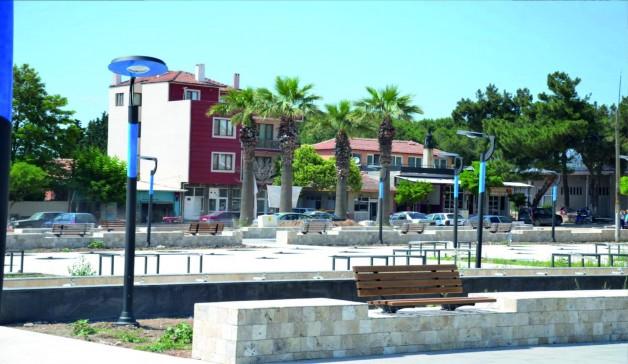 Soma, İstasyon Parkı ile değişiyor