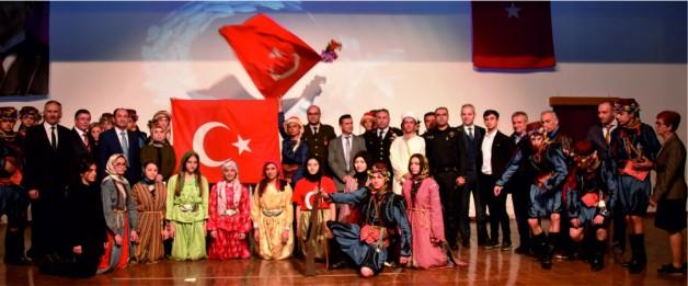 İstiklal Marşı'nın Kabulü Kutlandı