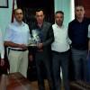 Maden-İş Ege Bölgesi Şubesinden MHP ve Emniyet Müdürlüğüne Ziyaret