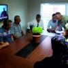 Soma'da ki Üreticiler Seralarını Teslim Aldı