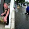 Sağanak yağış Soma'yı felç etti