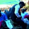 SOMALI MADEN İŞÇİSİNİN GELİN ARABASI EŞŞEK OLDU