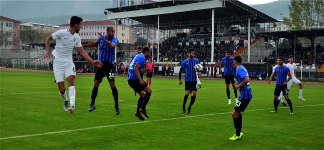 Somaspor-0 Karacabey Bld.Spor-1