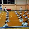Somaspor  Taekwondo da  kuşak sınavı heyecanı