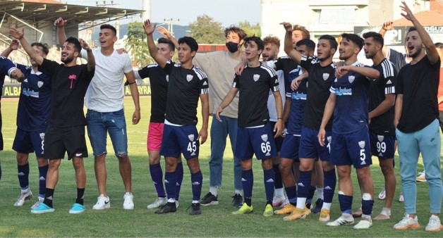 Somaspor 2.Lig'e galibiyetle başladı