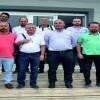 SOMASPOR YÖNETİMİ GAZETECİLERE KAHVALTI VERDİ