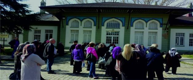 Somalı Vatandaşlar Tarihi Gezilerden Memnun