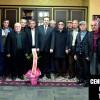 CENKYERİ MAHALLESİNDEN BAŞKAN ERGENE'YE TEŞEKKÜR ZİYARETİ