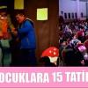 SOMALI ÇOCUKLARA 15 TATİL HEDİYESİ