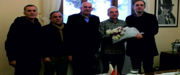 SOMA TSO, İMBAT MADENCİLİK'İ ZİYARET ETTİ
