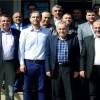 SOMA NAKLİYECİLER KOOPERATİFİ  SOMA TSO'YU ZİYARET ETTİ