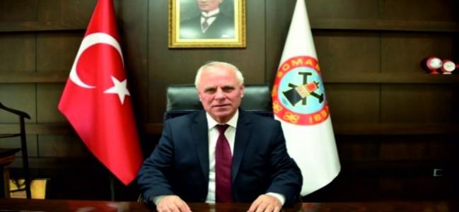 Belediye Başkanı Tulup Kurban Bayramını Kutladı