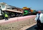 Vali Güvençer, İzmir-İstanbul Otoyolu İnşaatını İnceledi