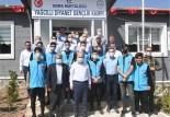 Vali Karadeniz, Diyanet Gençlik Kampını Ziyaret Etti
