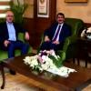 Ak Partili Vekillerden Başkan Çelik'e Tebrik Ziyareti