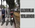 KALDIRIMLAR YAYALARINDIR