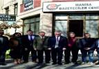 Vali Deniz'den Yerel Gazetelere Destek Kararı