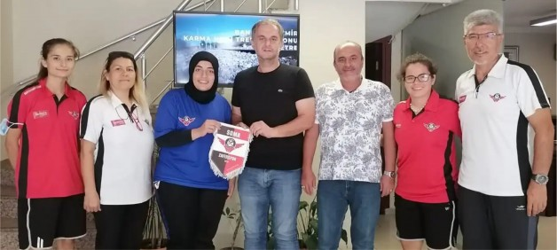 ZAFER SPOR'DAN SOMA TSO'YA ZİYARET