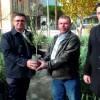 Somalı Üreticiye 6 Bin 888 Adet Zeytin Fidanı Dağıtımı Yapıldı