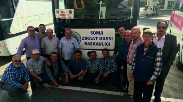 Somalı Çiftçiler Tandoğan'da Buluştu