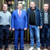 Başkan Ergene'ye Teşekkür Ettiler