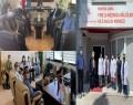İl Sağlık Müdürü Necip Yemenici Soma'da Ziyaretlerde Bulundu