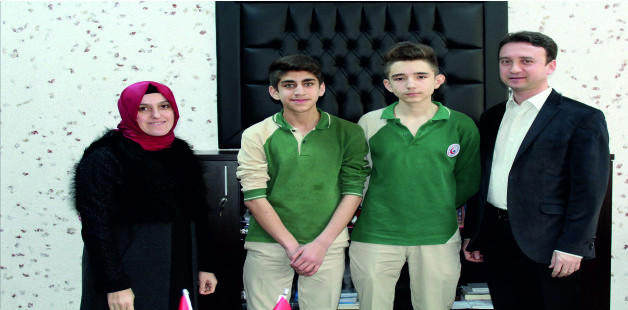 Soma Anadolu İmam Hatip Lİsesi  Manisa'yı Temsil Edecek