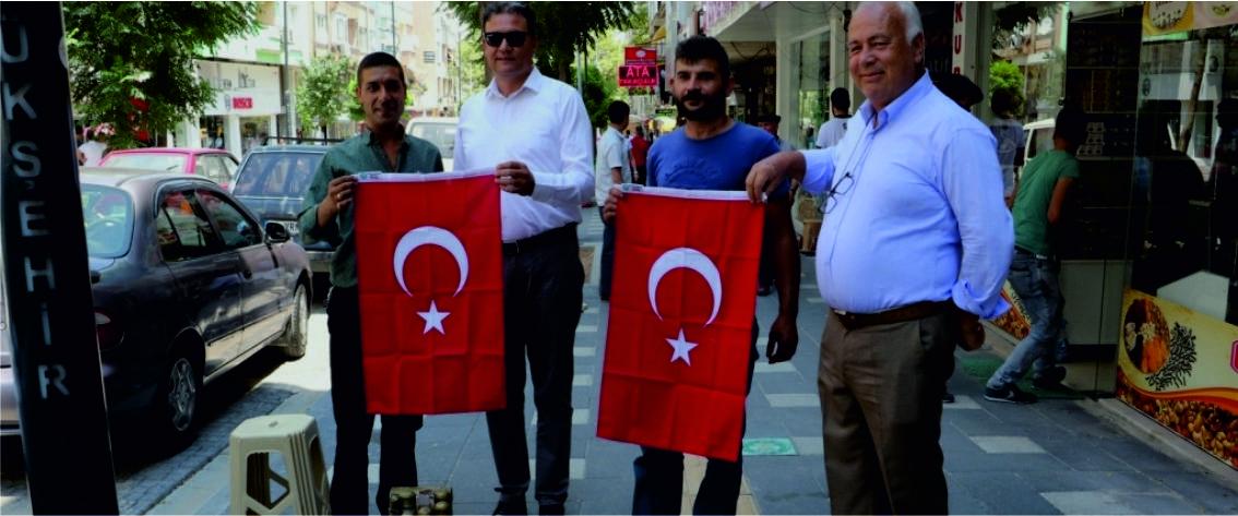 """""""Soma'da Kaldırımlar Vatandaşların"""""""