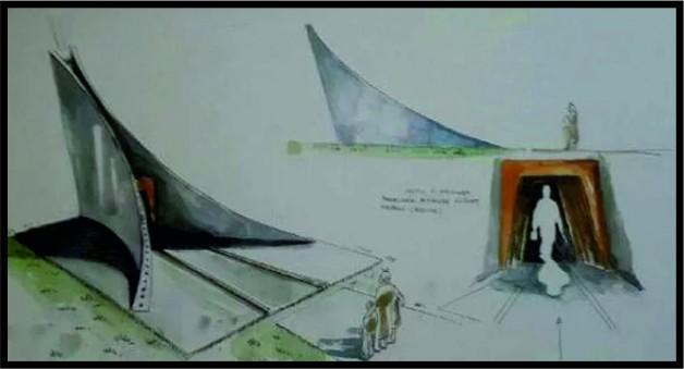 'Yanan Kömür' Yerine  'Madenciye Özlem' Anıtı