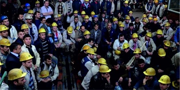 Merzifon Yeni Çeltek Maden İşçileri Soma'da Çalışacak